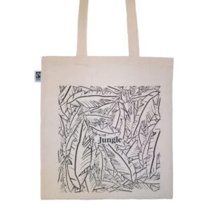 Jungle bag front