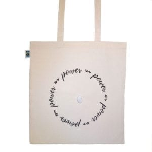 crystal power bag front