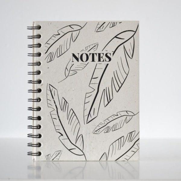 Jungle Leafs Notebook